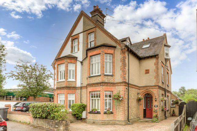 Thumbnail Semi-detached house for sale in Grange Road, Bishop's Stortford