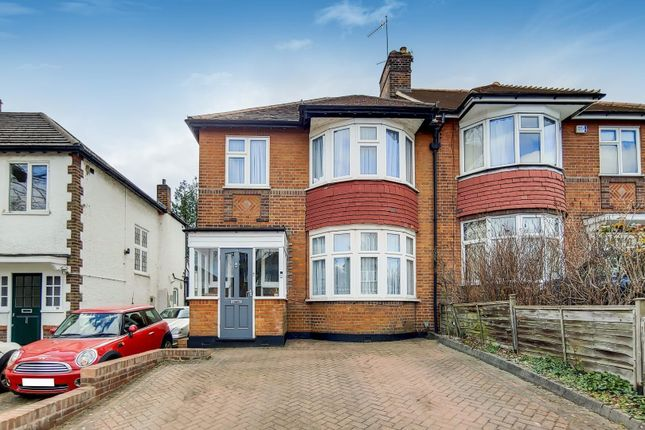 Thumbnail Semi-detached house for sale in Church Hill, London
