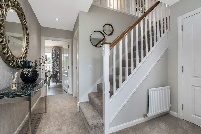 "5 bedroom detached house for sale in ""Kingsmoor"" at Ffordd Eldon, Sychdyn, Mold"