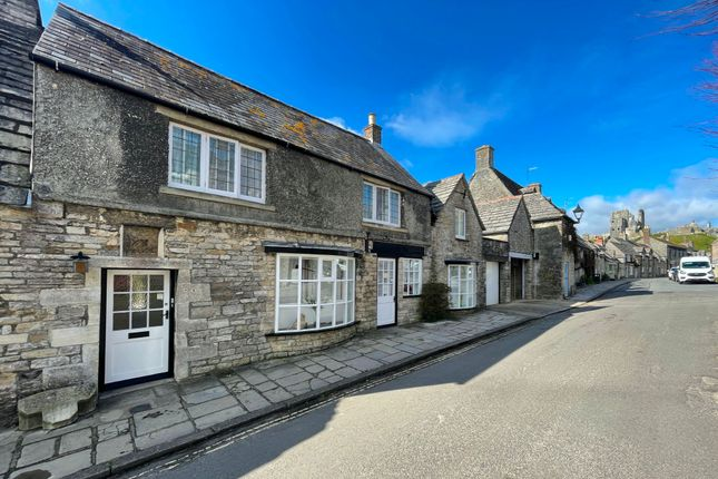 4 bed terraced house for sale in West Street, Corfe Castle, Wareham BH20