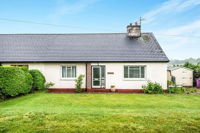 Thumbnail Bungalow for sale in Craigdalloch, Marypark, Ballindalloch, Banffshire
