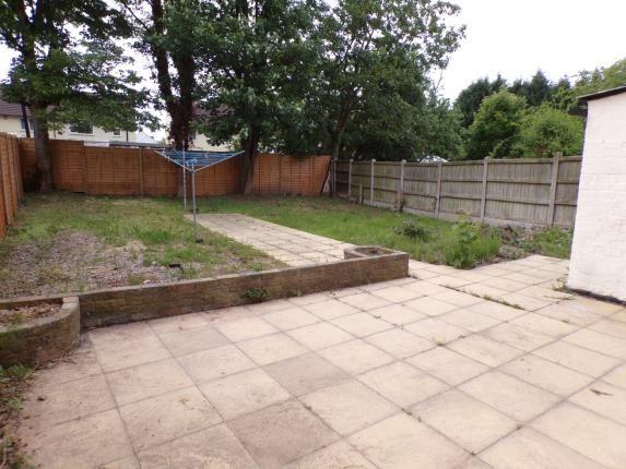 Garden of Trimpley Road, Bartley Green, Birmingham, West Midlands B32