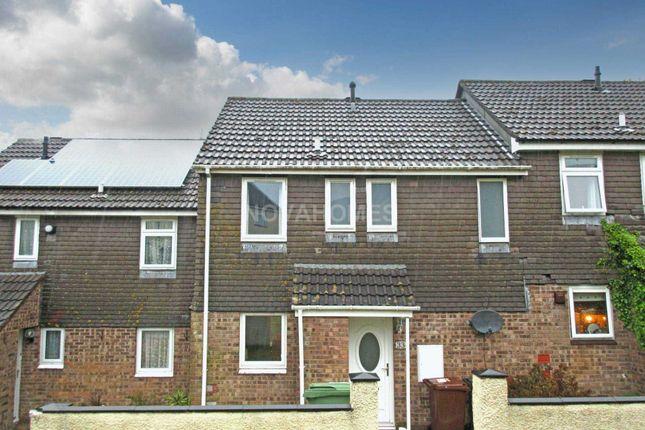 Thumbnail Terraced house to rent in Ingra Walk, Roborough
