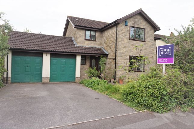 Thumbnail Detached house for sale in Springfield Road, Cheddar