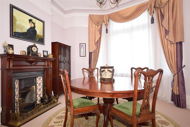 Dining Room of Harbour Parade, Ramsgate, Kent CT11