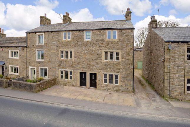 Thumbnail Cottage for sale in Main Street, Long Preston, Skipton