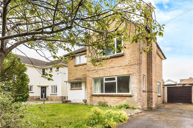 Thumbnail Detached house for sale in Syward Road, Dorchester, Dorset