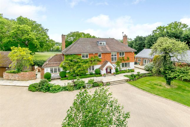 Thumbnail Detached house for sale in Cricketers Lane, Warfield, Berkshire