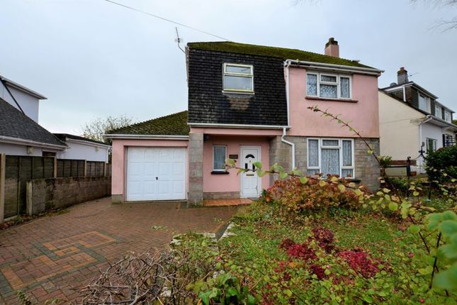 3 bed detached house for sale in Greenover Road, Brixham TQ5