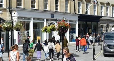 Thumbnail Retail premises to let in 18-19 Old Bond Street, Bath, Bath And North East Somerset