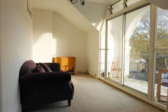 Thumbnail Flat to rent in Palace Avenue, Paignton