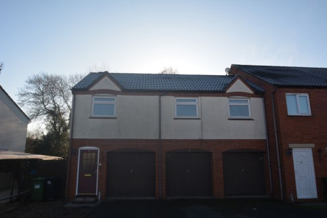 1 bed flat to rent in Westholme Road, Hereford HR2