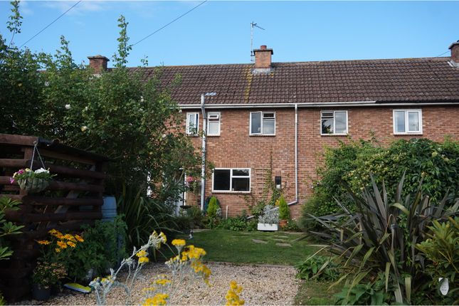 Thumbnail Terraced house for sale in Boundary Place, Staunton