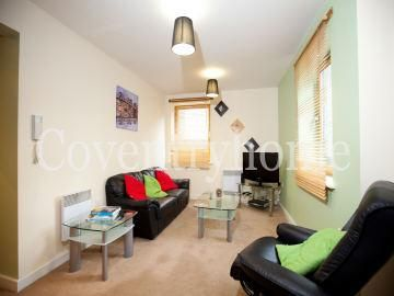 Thumbnail Flat to rent in Serviced Apartment 'short Term' Let, Coventry 5Sa, Short Term 'lowest Price Promise'