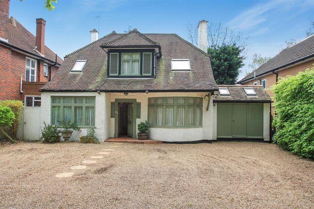 Thumbnail Detached house for sale in Uxbridge Road, Harrow Weald, Harrow