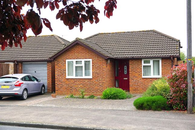 Thumbnail Detached bungalow for sale in Stormont Road, Hitchin