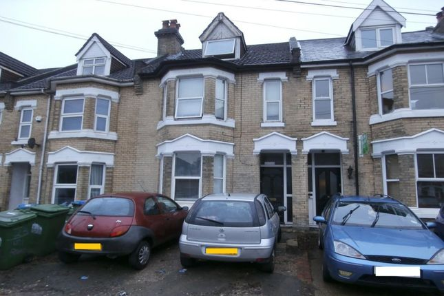 Thumbnail Terraced house to rent in University Road, Southampton