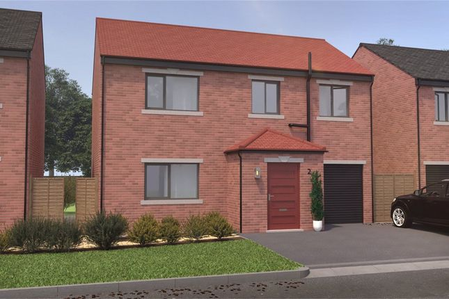 Thumbnail Detached house for sale in Coach Road, Brotton, Saltburn-By-The-Sea
