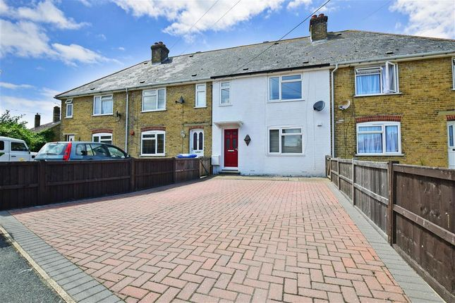 Thumbnail Terraced house for sale in Orchard View, Teynham, Sittingbourne, Kent