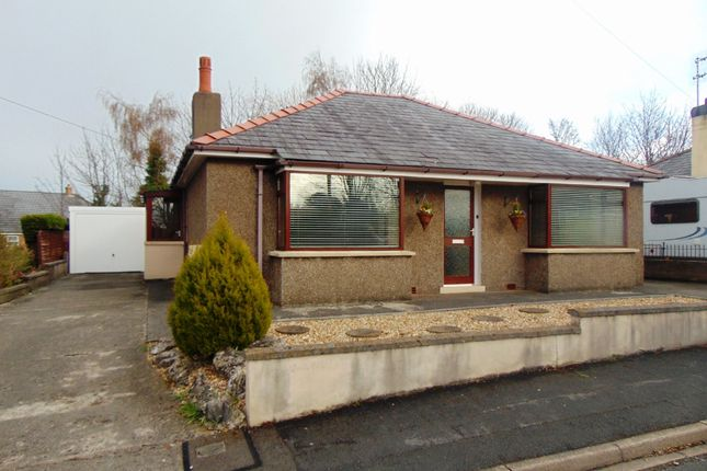 Thumbnail Detached bungalow to rent in Bloomfield Park, Carnforth