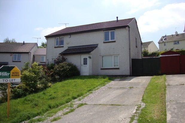 Thumbnail Property to rent in Cedar Drive, Torpoint