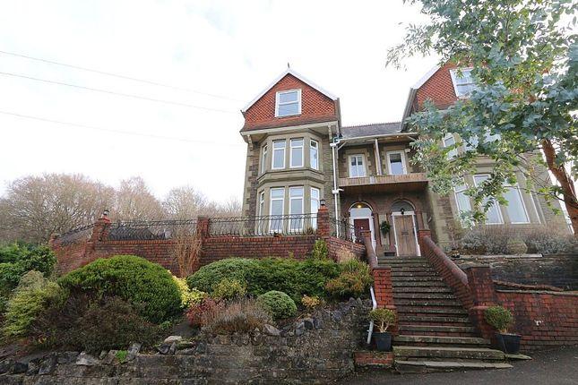 Thumbnail Semi-detached house for sale in Cilfynydd Road, Pontypridd, Rhondda, Cynon, Taff