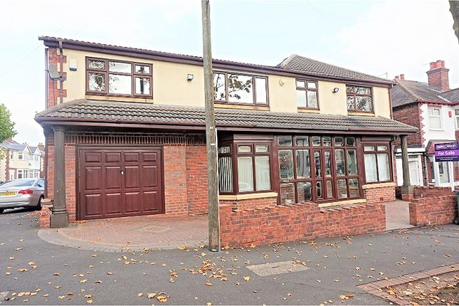 Thumbnail Link-detached house for sale in Marion Road, Smethwick