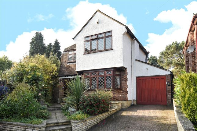 Thumbnail Detached house for sale in Angle Close, Hillingdon, Middlesex