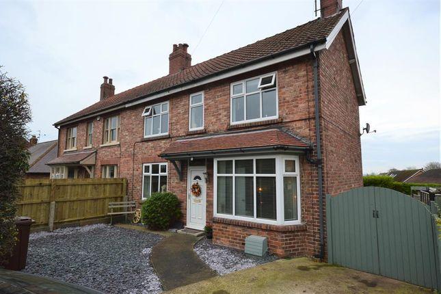 2 bed semi-detached house for sale in Bridlington Street, Hunmanby, Filey YO14