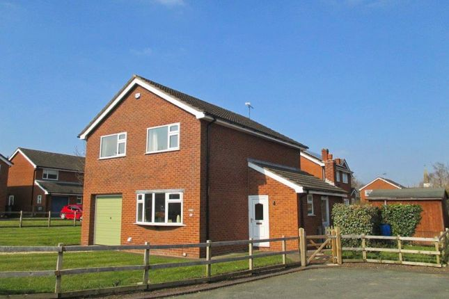 Thumbnail Detached house to rent in Oakfield Avenue, Wrenbury, Nantwich
