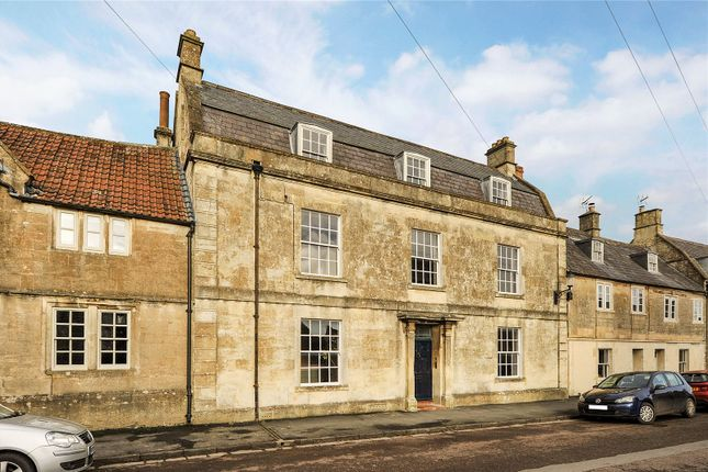 Thumbnail Terraced house for sale in High Street, Marshfield, Wiltshire