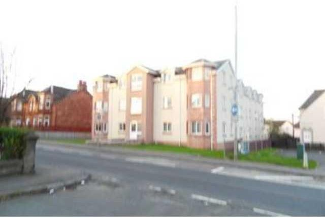 Thumbnail Flat to rent in Grant Grove, Bellshill