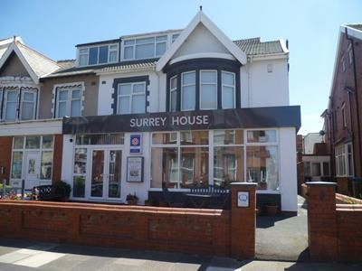 Thumbnail Hotel/guest house for sale in Surrey House, 9 Northumberland Avenue, Blackpool, Lancashire