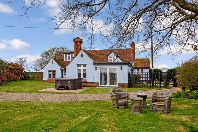 Thumbnail Country house for sale in Sladburys Lane, Holland-On-Sea, Clacton-On-Sea