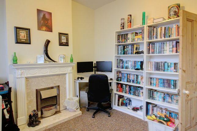 Reception Room of Mulgrave Street, Cobridge, Stoke-On-Trent ST1