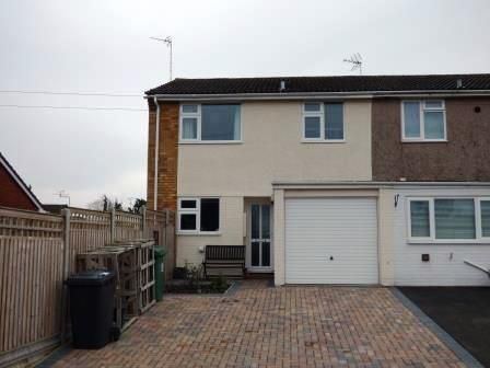 Thumbnail Property to rent in Sims Lane, Quedgeley, Gloucester