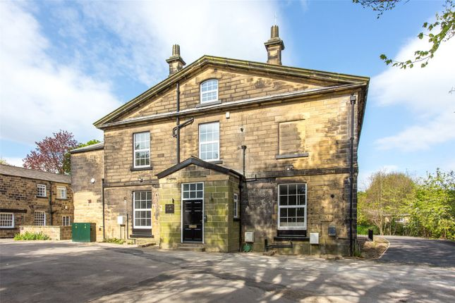 Thumbnail Flat to rent in Fraser House, Oakwood Lane, Leeds