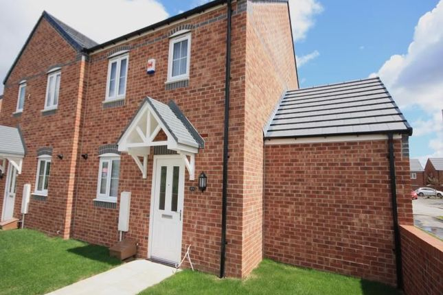 Thumbnail Semi-detached house to rent in Hoskins Lane, Middlesbrough