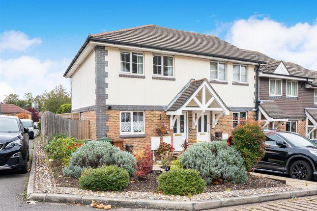 Thumbnail End terrace house for sale in Autumn Drive, Sutton
