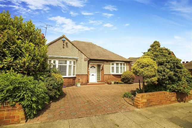 Thumbnail Bungalow for sale in Monkstone Avenue, Tynemouth, Tyne And Wear