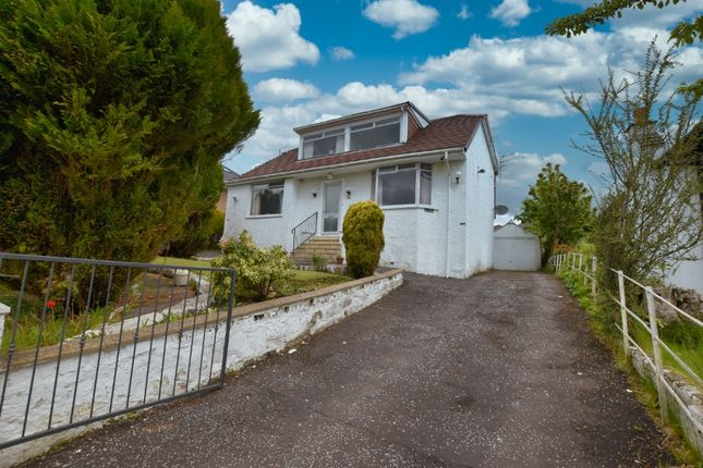 Thumbnail Detached house for sale in Poplar Avenue, Newton Mearns, Glasgow