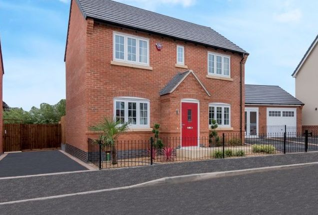 Thumbnail Detached house for sale in The Leys, Anstey