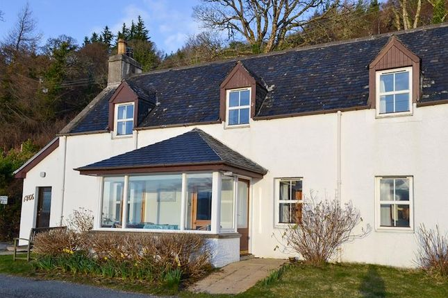 Thumbnail Detached house for sale in Glaick, Balmacara
