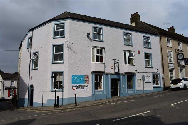 Thumbnail Retail premises to let in Market Square, Narberth, Pembrokeshire