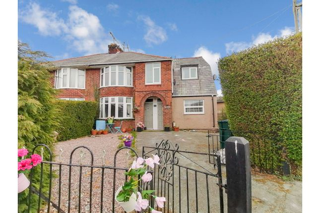 5 bed semi-detached house for sale in Ffordd Y Maer, Colwyn Bay LL28