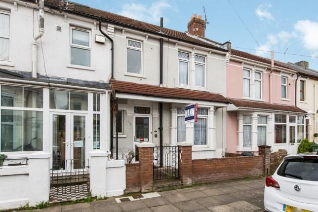 Thumbnail Terraced house to rent in Locarno Road, Portsmouth