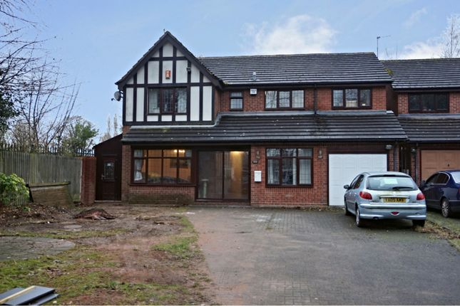 Thumbnail Detached house for sale in Wake Green Road, Birmingham