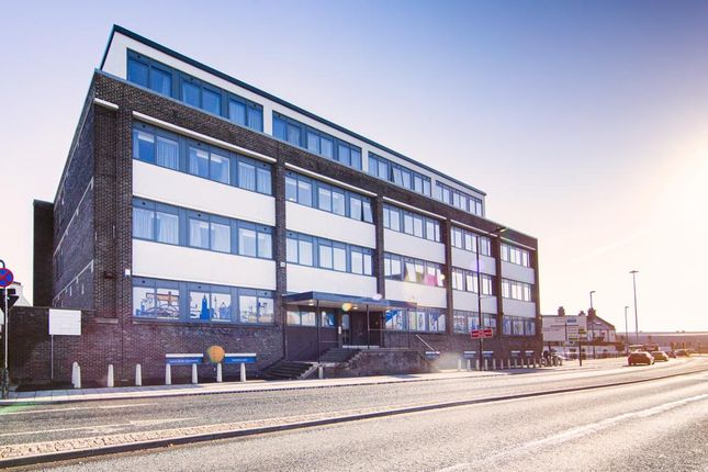 Thumbnail Studio for sale in Burgess House, St James Boulevard, Newcastle Upon Tyne