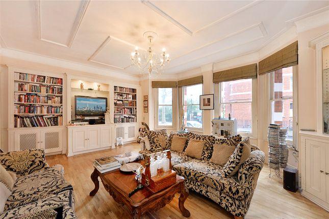 Thumbnail Flat for sale in Kensington Mansions, Trebovir Road, Earls Court, London