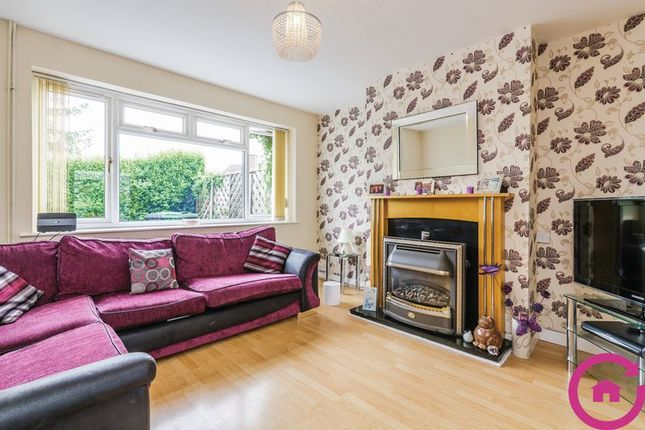 Thumbnail Semi-detached house for sale in Wilkes Avenue, Hucclecote, Gloucester